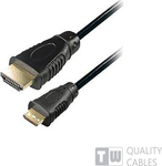 TrustWire HDMI 1.4 Cable HDMI male - mini HDMI male 5m (16289)