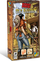 Da Vinci Games Bang! The Dice Game: Old Saloon