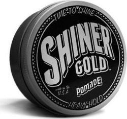Shiner Gold Heavy Hold Pomade 118ml