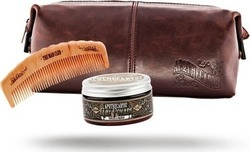 Apothecary87 Wash Bag Hair Kit Vanilla & Mango