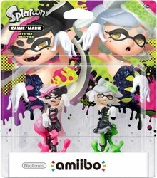 Nintendo Amiibo Splatoon - Twin Pack (Callie & Marie)