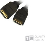 TrustWire HDMI 1.4 Cable mini HDMI male - mini HDMI male 2m (16058)
