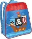 Stephen Joseph Gogo Bag Pirate 120129
