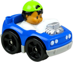 Mattel Little People Wheelies