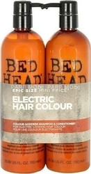 Tigi Bed Head Colour Goddess Shampoo 750ml & Conditioner 750ml