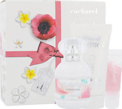Cacharel Anais Anais L´original Eau de Toilette 30ml & Body Milk 50ml & Lip Gloss 7ml