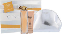 Givenchy Organza Eau de Parfum100ml & Body Veil 75ml & Cosmetics Bag