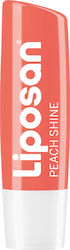 Liposan Peach Shine Stick 4.8ml