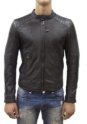 OAKWOOD AGENCY DARK BROWN JACKET