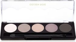 Golden Rose Professional Palette Eyeshadow 111 Misty Mate