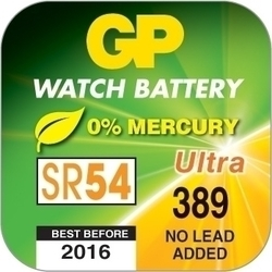 GP Batteries 389 SR54 (1τμχ)