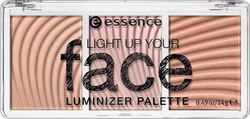 Essence Light Up Your Face Luminizer Palette 10 Ready, Set, Glow! 14gr