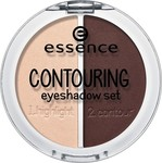 Essence Contouring Eyeshadow Set 04 Coffee 'n' Cream