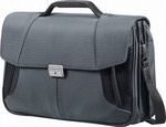 Samsonite XBR Briefcase 3 Gussets 15.6""