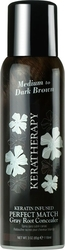 Keratherapy Perfect Match Grey Root Concealer Medium To Dark Brown