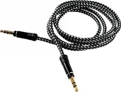 Tellur Cable 3.5mm male - 3.5mm male 1m (TLL311021)