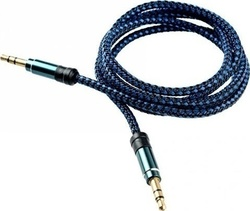 Tellur Cable 3.5mm male - 3.5mm male 1m (TLL311041)