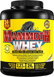 InterActive Nutrition Mammoth Whey 2270gr Φράουλα