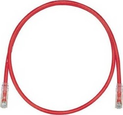 Panduit U/UTP Cat.6 Cable 3m Κόκκινο (NK6PC3MRDY)