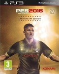 Pro Evolution Soccer 2016 (Anniversary Edition) PS3
