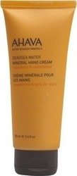 Ahava Deadsea Water Mineral Hand Cream Mandarin & Cedarwood 100ml