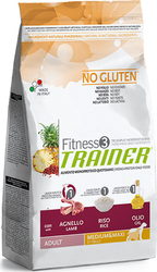 Trainer Fitness 3 Medium & Maxi Adult Lamb Rice 12.5kg