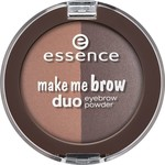 Essence Make Me Brow Duo Eyebrow Powder 02 Brown