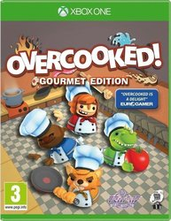 Overcooked (Gourmet Edition) XBOX ONE