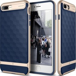 Caseology Parallax Series Navy Blue / Gold (iPhone 7 Plus)