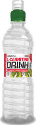 Biotech USA L-Carnitine Drink 12 x 500ml 1500mg Κάκτος-Σύκο
