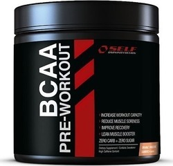 Self Omninutrition BCAA Pre-Workout 350gr Cola