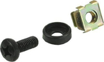Triton RAX-MO-X03-X1 rackmount screws and cage nuts (1pc)