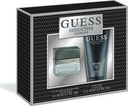 Guess Seductive Eau de Toilette 50ml & Shower Gel 200ml