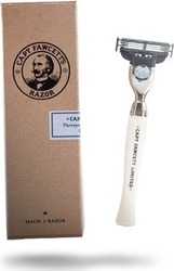 Captain Fawcett's Finest Hand Crafted Safety Razor