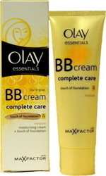 Olay Essentials BB Cream Complete Care Touch Foundation SPF15 Medium 50ml