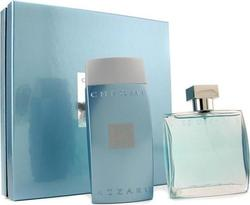 Azzaro Chrome Eau de Toilette 100ml & Shower Gel 200ml