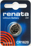 Renata Lithium Battery CR1620 (1τμχ)