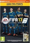 EA - Electronic Arts FIFA 17 Ultimate Team 2200 FIFA Points