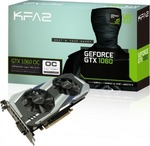 KFA2 GeForce GTX1060 3GB OC (60NNH7DSL9CK)