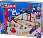 Playgo Mr.Domino Train 110τμχ