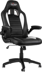 C80 Motion Gaming Chair – Black-White