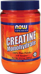 Now Foods Creatine Monohydrate 600gr