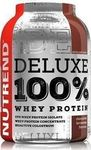 Nutrend Deluxe 100% Whey Protein 2250gr Σοκολάτα