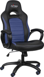 C80 Pure Gaming Chair – Black-Blue