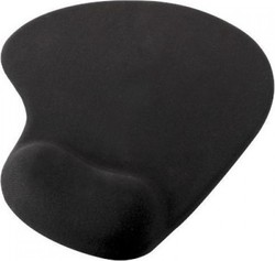 OEM Mousepad with GEL Wrist Rest Support Black
