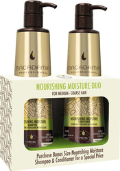 Macadamia Nourishing Moisture Duo Shampoo 500ml & Conditioner 500ml