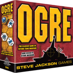 Steve Jackson Games Ogre 6th Edition