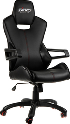 E200 Race Gaming Chair - Black - Carbon Nitro Concepts
