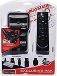 Mad Catz Exclusive Pack Charging Stand & Media Remote & HDMI Cable & Charging Cable PS3