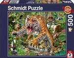 Tiger Attack 500pcs (58226) Schmidt